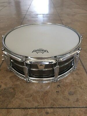 """Ludwig BLACK BEAUTY 14""""x5"""" Snare Drum"""