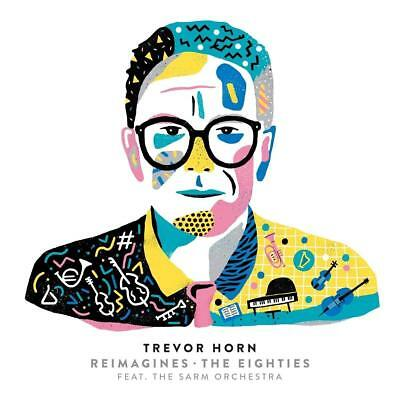 TREVOR HORN REIMAGINES THE 80s CD (PRE-Release January 25th 2019)