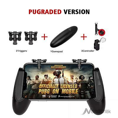 Mobile Game Controller Game Pad Sensitive Shoot Aim Keys Joysticks IOS Android