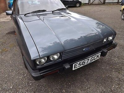Ford Capri 2.8 Injection Special 1987 E Reg