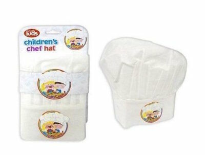 We can cook' Children's Chef hat