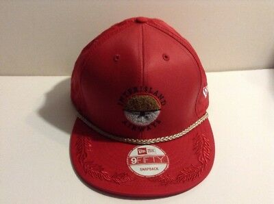 Rare Highly Collectible Hawaiian Airlines Fitted Hawaii New Era Baseball Cap