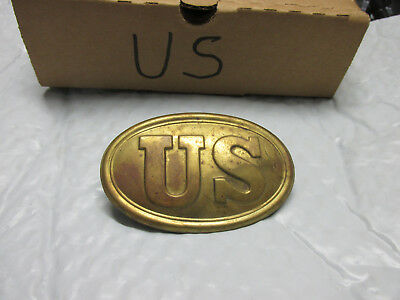 [US]  reproduction light weighted civil war US  box plate