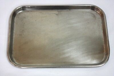 Polar Ware S-15 Stainless Steel Instrument Tray