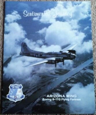 Sentimental Journey, Arizona Wing B-17G Flying Fortress, Mansfield, Ohio, 1989
