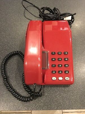 1980's Telephone British Telecom Viscount Telephone