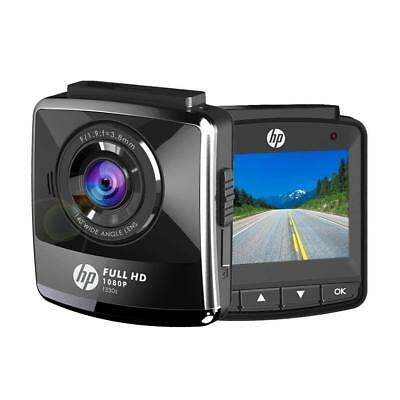 "New HP Car Dash Cam 1080P FHD DVR Vehicle Dashboard Camera Recorder W 2.4"" LCD"