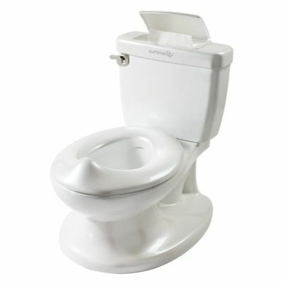 NEW Summer Infant My Size Potty - Safe Training Toilet for Toddler Boys & Girls