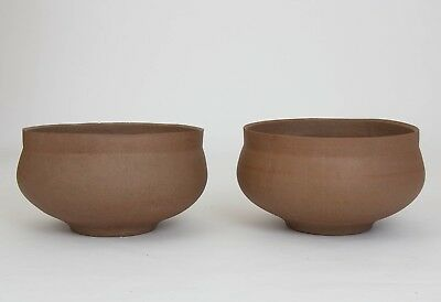 David Cressey Pro Artisan Architectural Pottery Planters California Mid Century