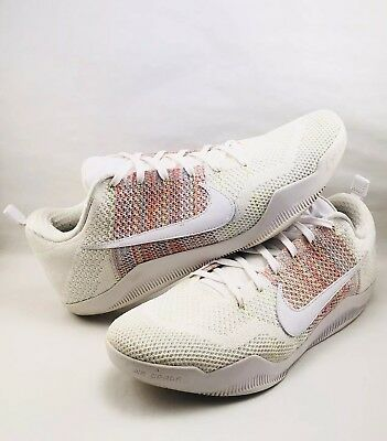 251db795b54a NIKE KD11 XI Kevin Durant Flyknit Oreo Shoes Men s Size 14 -  89.00 ...