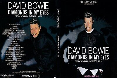 David Bowie. Diamonds In My Eyes. Dvd.