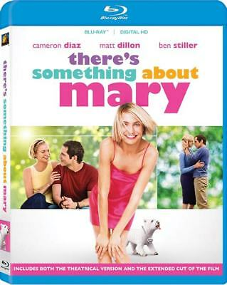 THERE'S SOMETHING ABOUT MARY (BLU-RAY 1998) Cameron Diaz, Ben Stiller. Brand New