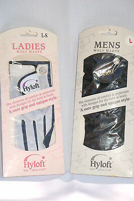 Ladies Golf Gloves Synthetic and Washable