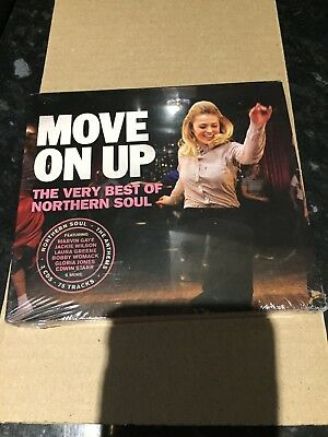 Move On Up: The Very Best of Northern Soul CD NEW