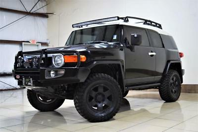 2008 Toyota FJ Cruiser LIFTED 4X4 OFF-ROADING ARB TOYOTA FJ CRUISER 4X4 LIFTED ONE OWNER ARB BUMPER WARN WINCH LED MUST SEE CLEAN