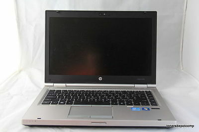 LOT OF 5X HP Elitebook 8470p  i5-3320m 2.6ghz,8gb, 128gb SSD, win 7 Pro