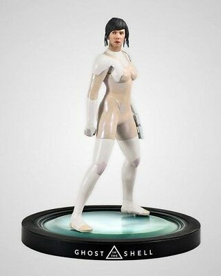 Ghost in the Shell Statue - The Major in Bodysuit - Scarlett Johannson - RARE!