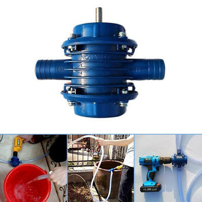 Self-Priming Centrifugal Pump Hand Drill Water Self-Priming Dc Pumping AT