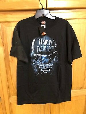Harley Davidson of Tampa Florida - T-Shirt Sz Large - Black NEW w/Tags
