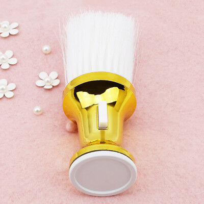 Neck Duster Brush for Salon Stylist Barber Hair Cutting Talc Powder SW