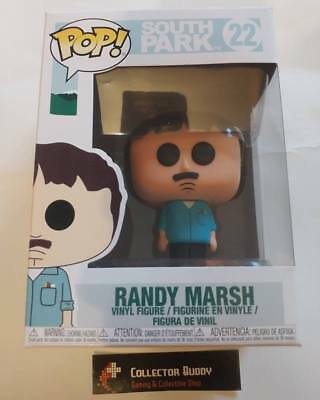 Funko Pop! South Park 22 Randy Marsh Pop Vinyl Figure FU34392
