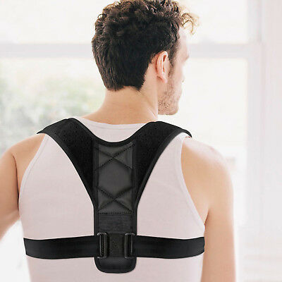 Posture Corrector Clavicle Fracture Support Back Shoulder Correction Brace Belt