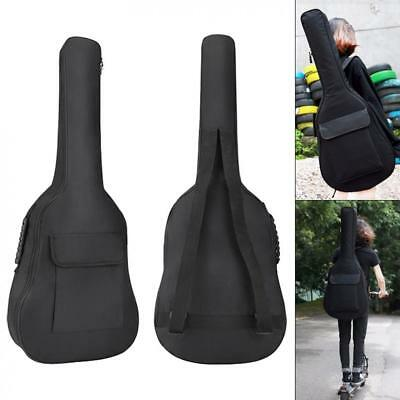 36 Inch Double Straps Gig Bag Case for Electric Bass Acoustic Classical Guitar
