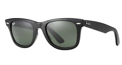 Ray-Ban RB2140 Original Wayfarer Classic 50mm Black Sunglasses