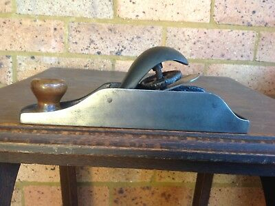 Vintage Double Ended Wood Plane 0130 'Ohio Tool Company'. Rare Collectible Tool