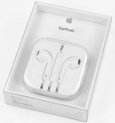 Écouteur Apple Earpods Original pour iPhone 5, 5c, 5s, 6, 6s, Plus,iPad