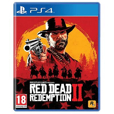 Red Dead Redemption 2 Playstation 4 (PS4)