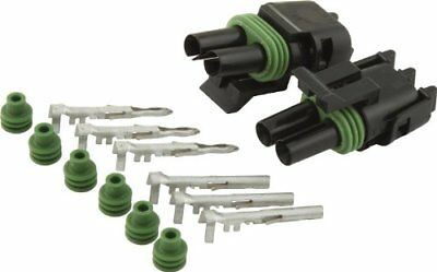 Weather Pack Connector Kit 2-Pin
