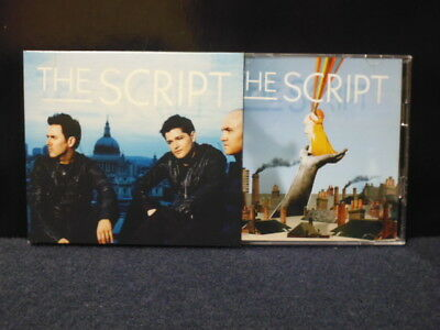 The Script Japan Visit Special Edition Limited Cd With Dvd Outer Box