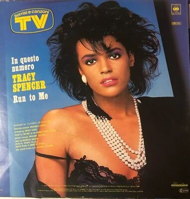 Tracy Spencer --Run to Me