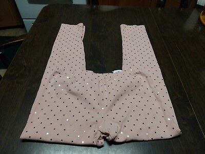 The Children's Place Salmon Pink Leggings Size Girl's XL 14