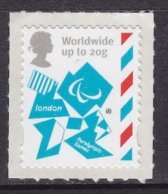 2012 Olympic Paralympic Games Worldwide 20g SG 3252 2B Walsall Mint MNH Stamp