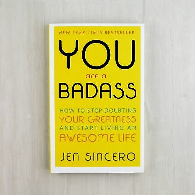You Are a Badass: How to Stop Doubting Your Greatness, EPUB, Audiobook