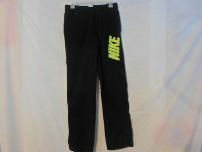 Adult Unisex Black Nike Jogging Pants by Nike Size Small