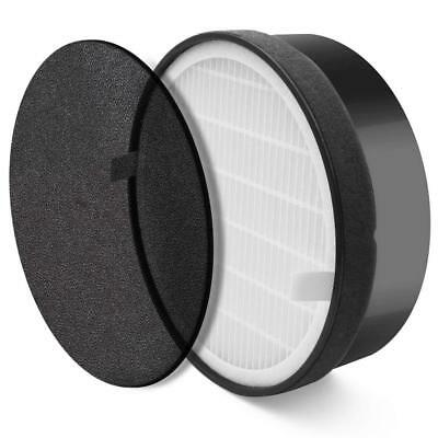 Levoit Air Purifier LV-H132 Replacement Filter, True HEPA and Activated...