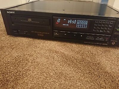 Sony CDP-557ESD Compact Disc Player