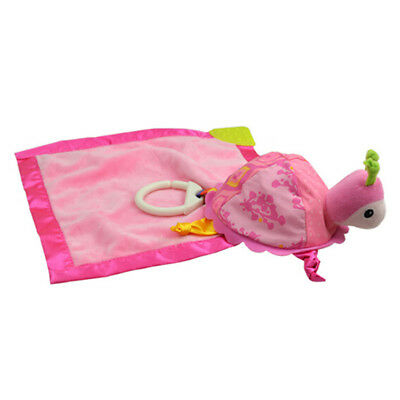 Baby Toys Appease Towel Tortoise with Teether Blanket Doll Plush Soft Practical