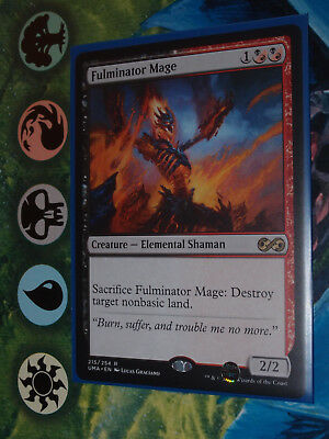 Magic 1x Fulminator Mage Ultimate Masters MTG mint