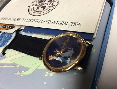 Fossil The Jetsons watch,new old stock,limited edition,original tin/box     C747