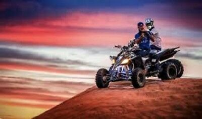 Royal Adventure Desert Safari & Quad Bike Dubai Entertainer 2019 Bogof E Voucher