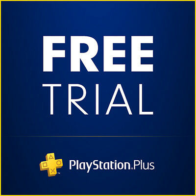 Playstation plus1 mes  trial