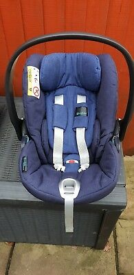 Cybex cloud q car seat platinum 0+