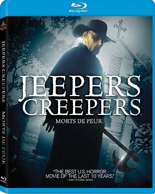 Jeepers Creepers new sealed Blu-ray