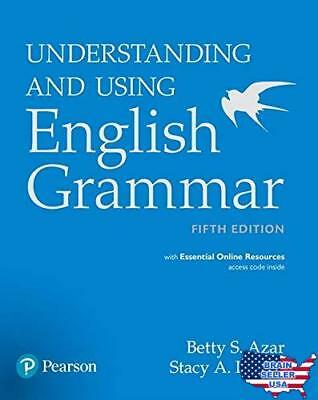 Understanding and Using English Grammar with Essential Online Resources (5th Edi