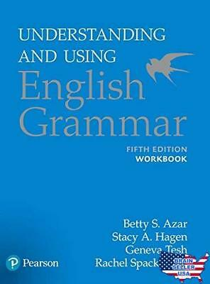 Workbook, Understanding and Using English Grammar, 5th Edition, New, Free Ship