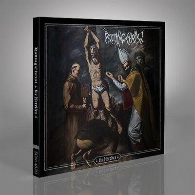 Rotting Christ - The Heretics (CD Digipak Limited Edt.)